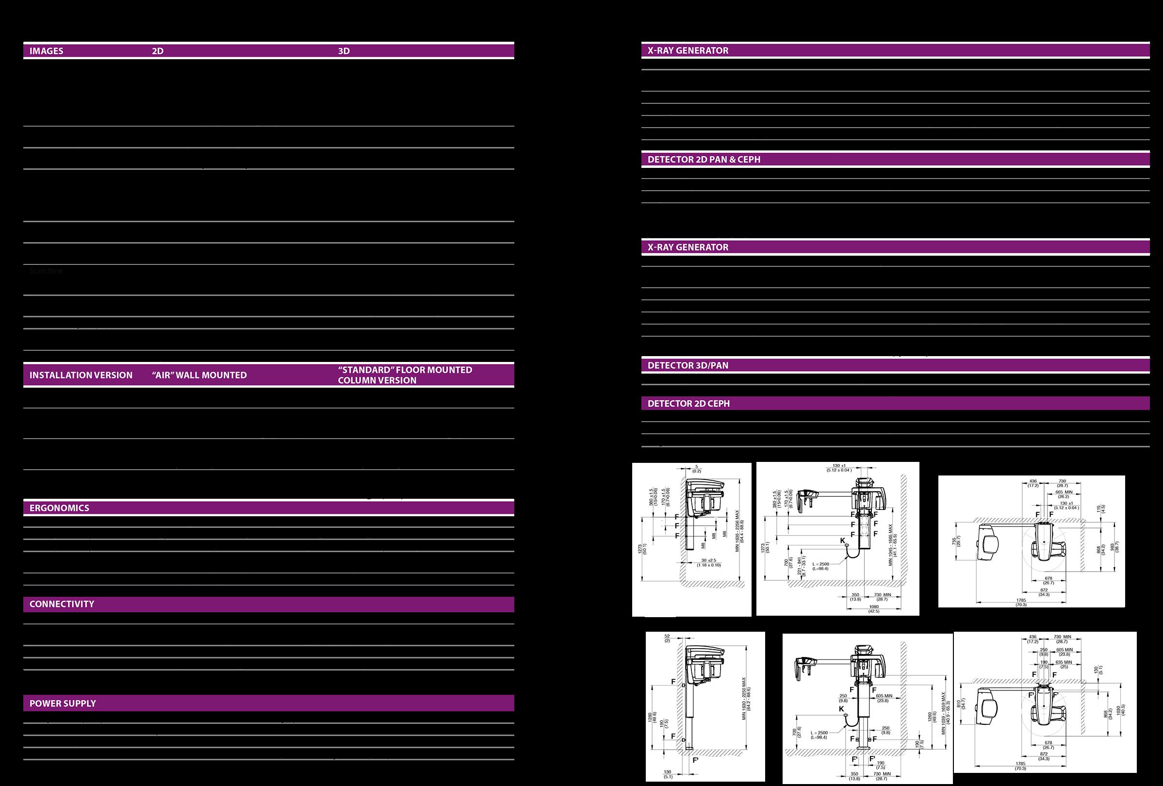 X4 System Specs