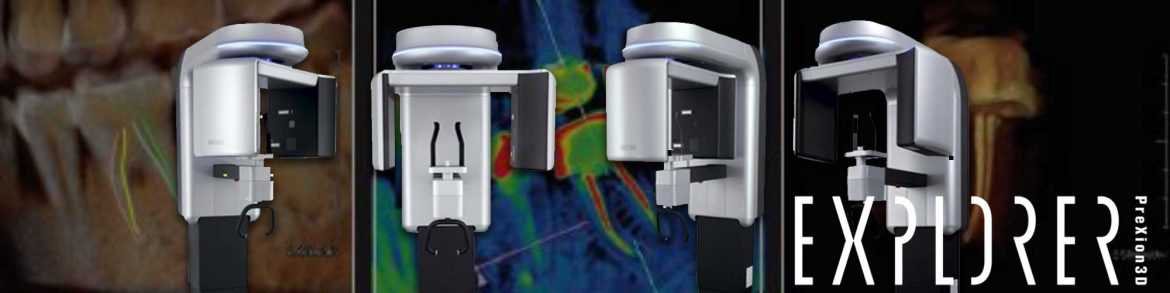 Why Navtech's Team of Dental Imaging Experts Chose The PreXion Explorer